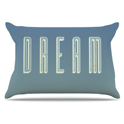 KESS InHouse Dream Print Pillowcase
