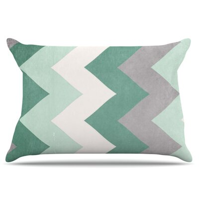 KESS InHouse Winter Pillowcase