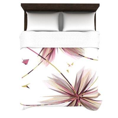 KESS InHouse Flower Duvet Collection