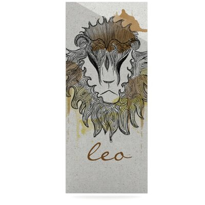KESS InHouse Leo Floating Art Panel