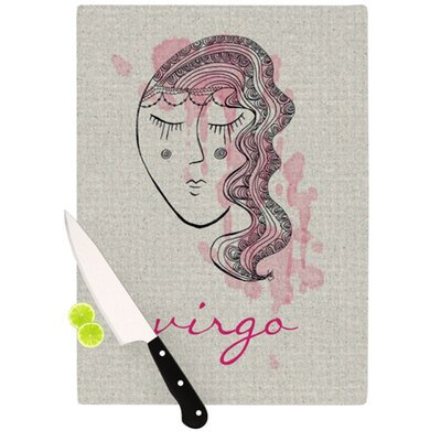KESS InHouse Virgo Cutting Board