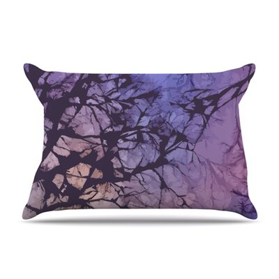 KESS InHouse Skies Microfiber Fleece Pillow Case