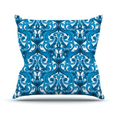 KESS InHouse Intertwined Throw Pillow