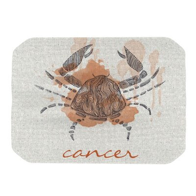 KESS InHouse Cancer Placemat