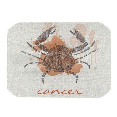 KESS InHouse Cancer Placemat