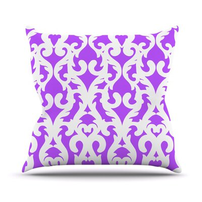 KESS InHouse Modern Baroque Throw Pillow
