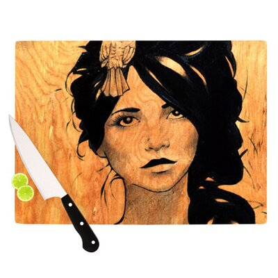 KESS InHouse Bra Cutting Board