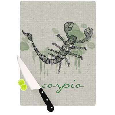 KESS InHouse Scorpio Cutting Board