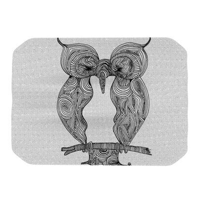 KESS InHouse Owl Placemat