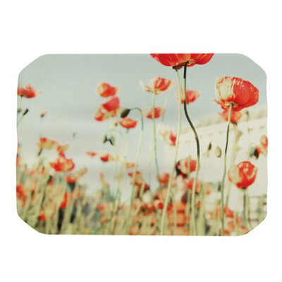 KESS InHouse Poppy Placemat