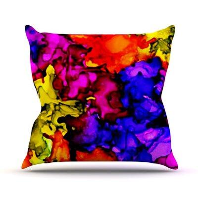KESS InHouse Chica Throw Pillow