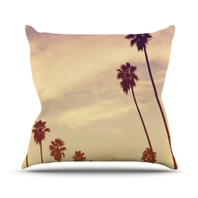 KESS InHouse Endless Summer Throw Pillow