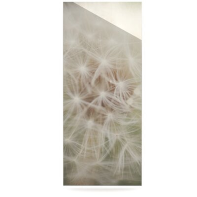 KESS InHouse Dandelion Floating Art Panel