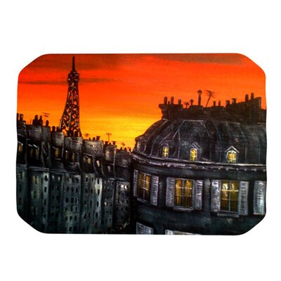 KESS InHouse Paris Placemat