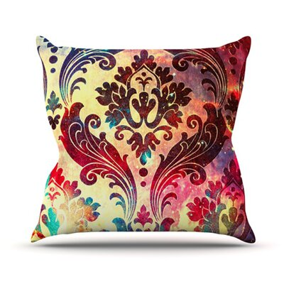 KESS InHouse Galaxy Tapestry Throw Pillow