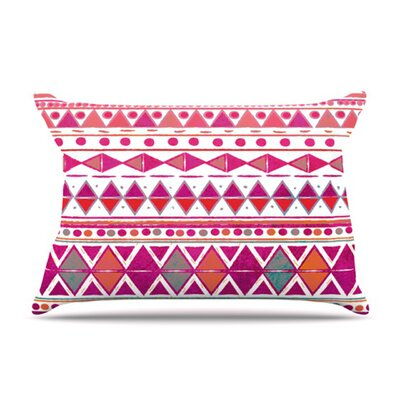 KESS InHouse Summer Breeze Fleece Pillow Case