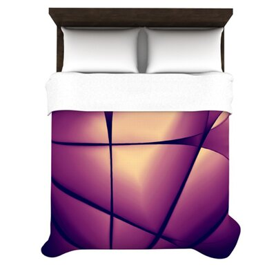 KESS InHouse Paper Heart Duvet Collection