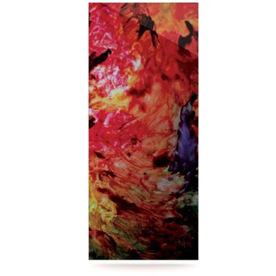 KESS InHouse Passion Flowers I Floating Art Panel