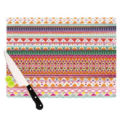 KESS InHouse Chenoa Cutting Board