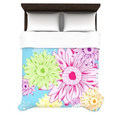 KESS InHouse Summer Time Duvet Cover Collection