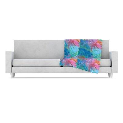 KESS InHouse Rabisco Fleece Throw Blanket