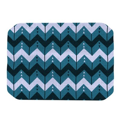 KESS InHouse Chevron Dance Placemat