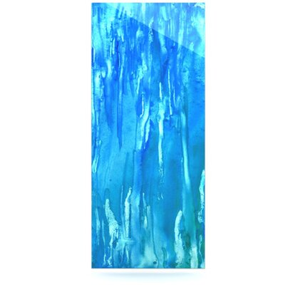 KESS InHouse Wet & Wild Floating Art Panel