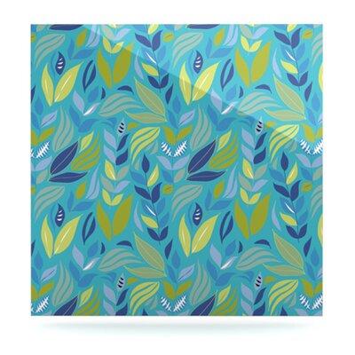 KESS InHouse Underwater Bouquet by Michelle Drew Graphic Art Plaque