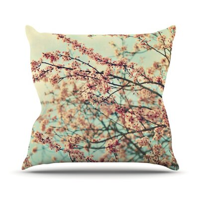 KESS InHouse Take a Rest Throw Pillow