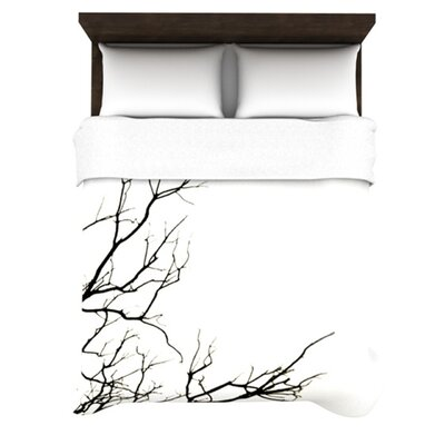 KESS InHouse Winter Duvet Cover Collection