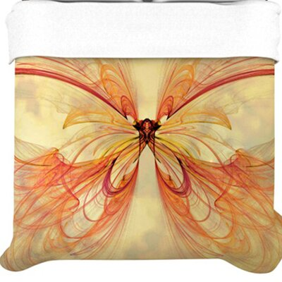 KESS InHouse Papillion Duvet Collection