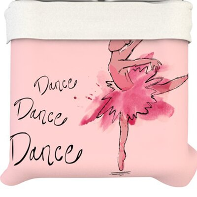 KESS InHouse Ballerina Duvet Collection