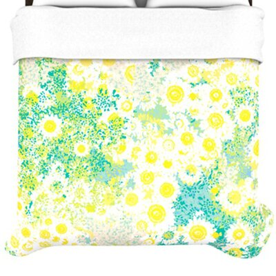 KESS InHouse Myatts Meadow Bedding Collection