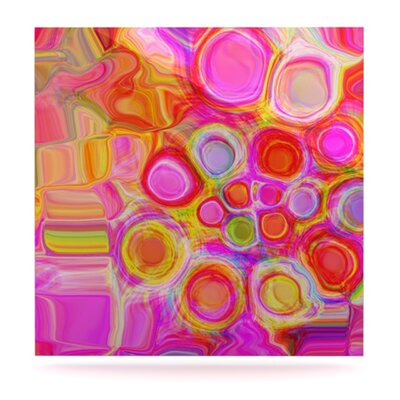 KESS InHouse Spring Floating Art Panel