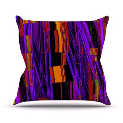 KESS InHouse Threads Throw Pillow