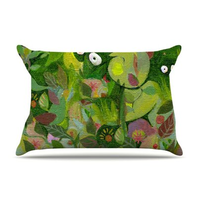 Jungle Fleece Pillow Case