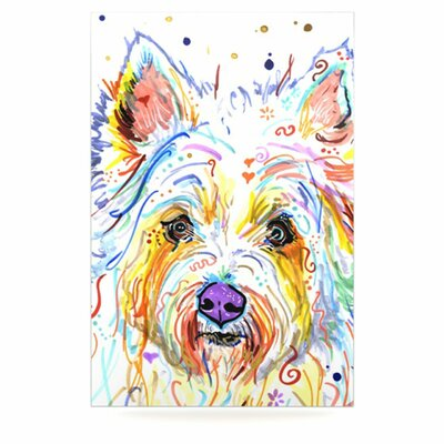 KESS InHouse Bella by Rebecca Fischer Graphic Art Plaque