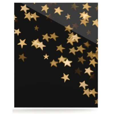 KESS InHouse Twinkle by Skye Zambrana Graphic Art Plaque