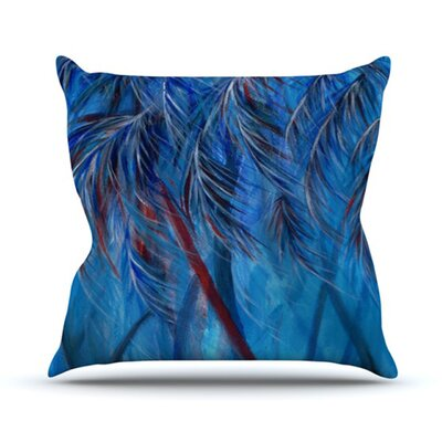 KESS InHouse Tropical Throw Pillow
