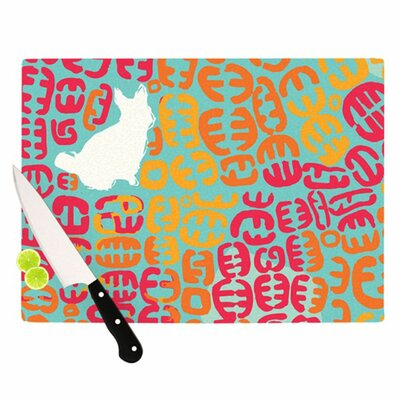 KESS InHouse Oliver Cutting Board