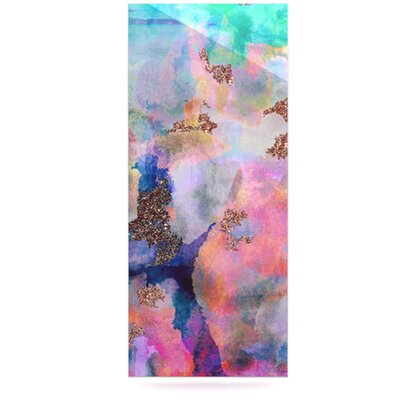 KESS InHouse Sparkle Mist Floating Art Panel