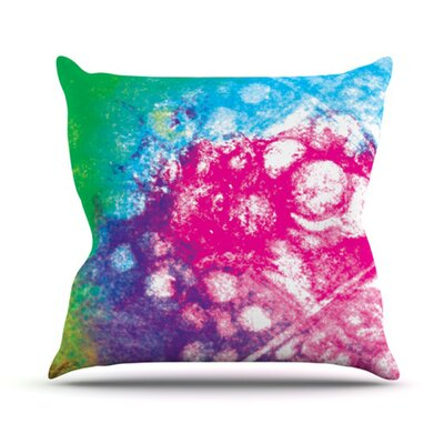 KESS InHouse Nastalgia Throw Pillow