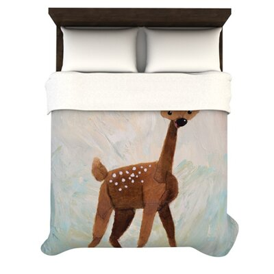 KESS InHouse Oh Deer Duvet Cover Collection