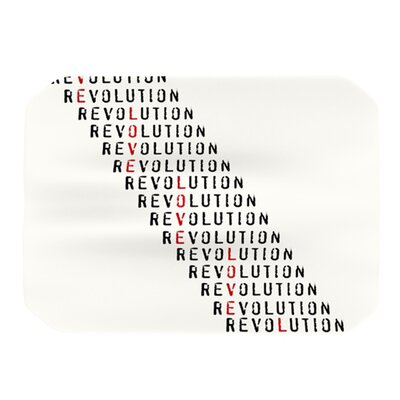 KESS InHouse Revolution Placemat