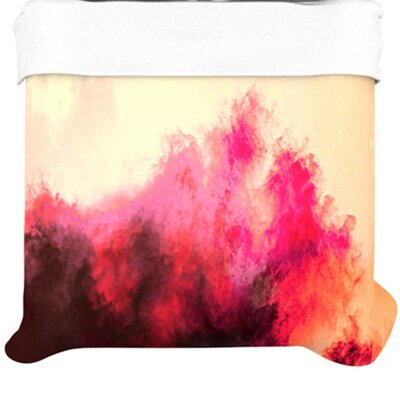 KESS InHouse Painted Clouds II Duvet Collection