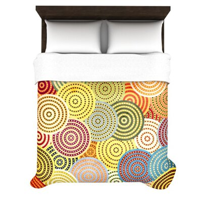 KESS InHouse Matias Girl Duvet Collection