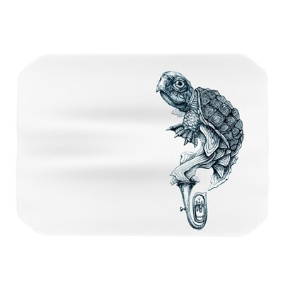 KESS InHouse Turtle Tuba Placemat