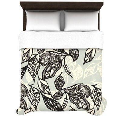 KESS InHouse Java Leaf Duvet
