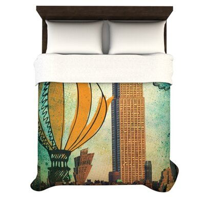 KESS InHouse New York Duvet