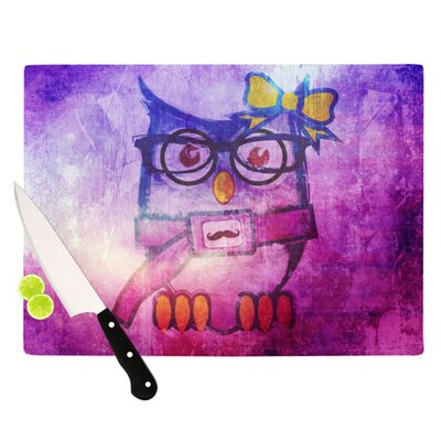 KESS InHouse Showlyl Cutting Board